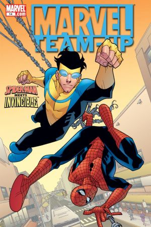 Marvel Team-Up (2004) #14