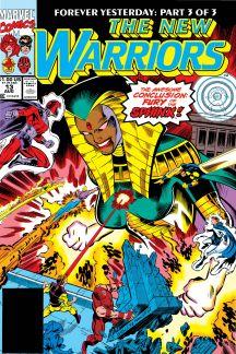 New Warriors #13