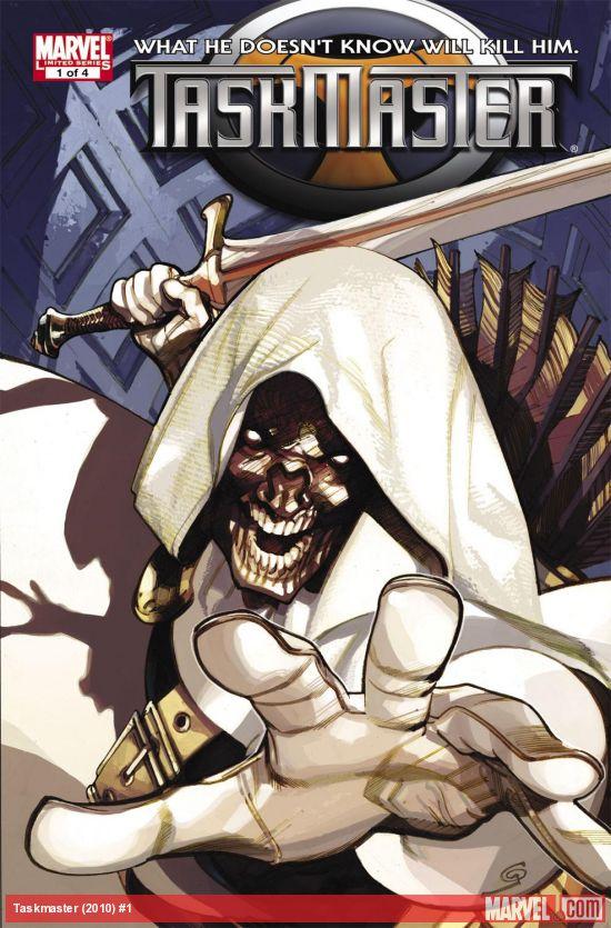 Taskmaster (2010) #1