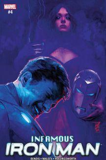 Infamous Iron Man (2016) #4