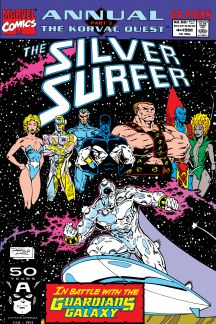 Silver Surfer Annual #4