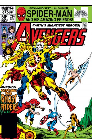 Avengers #214