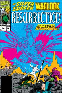 Silver Surfer/Warlock: Resurrection #4