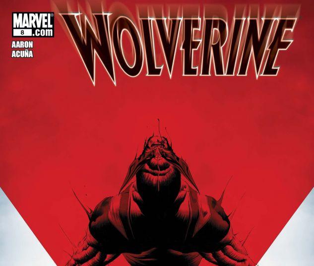 Wolverine (2010) #8