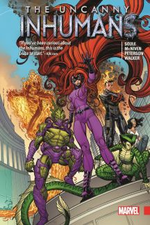 Uncanny Inhumans Vol. 1 (Hardcover)