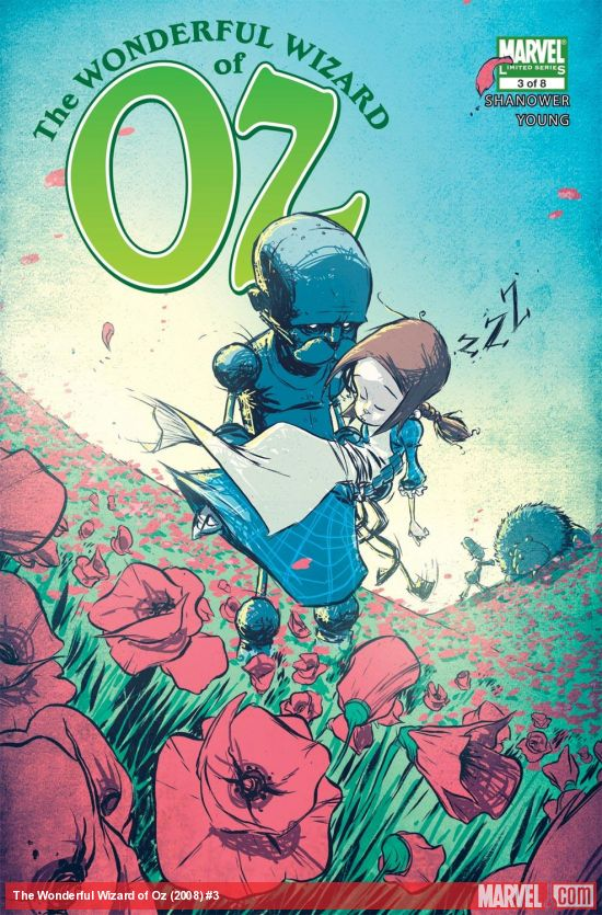 The Wonderful Wizard of Oz (2008) #3