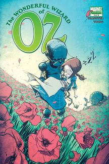 The Wonderful Wizard of Oz #3