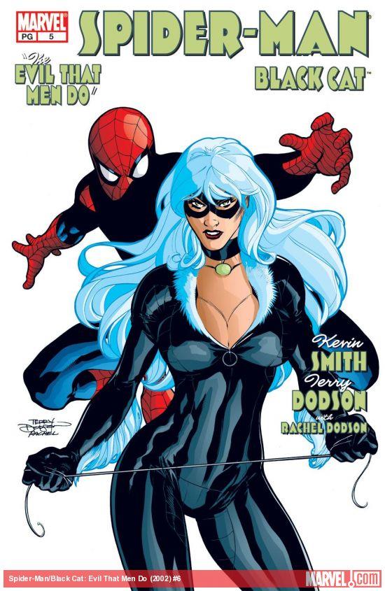 Spider-Man/Black Cat: Evil That Men Do (2002) #6
