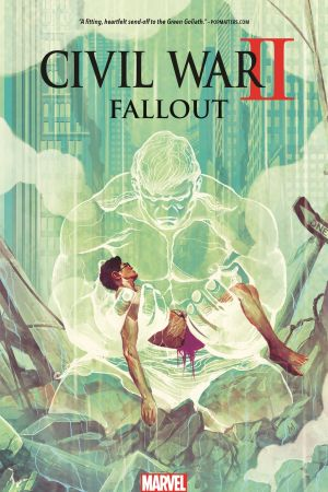 Civil War II Fallout (Trade Paperback)