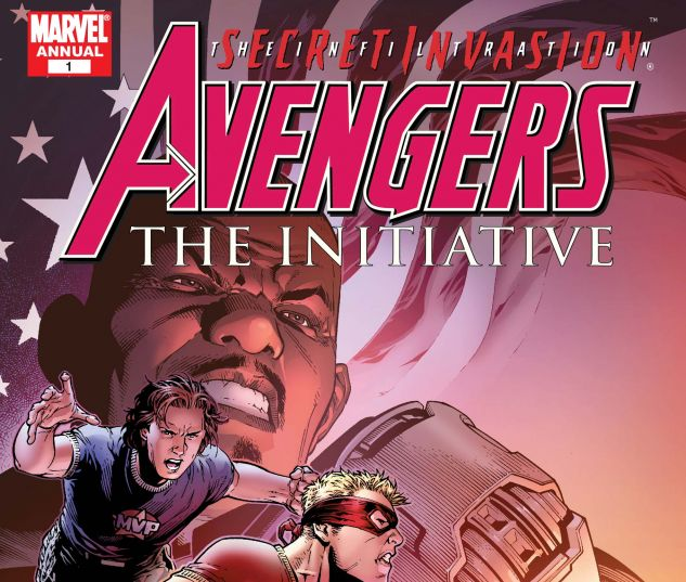Avengers: The Initiative Annual (2007) #1