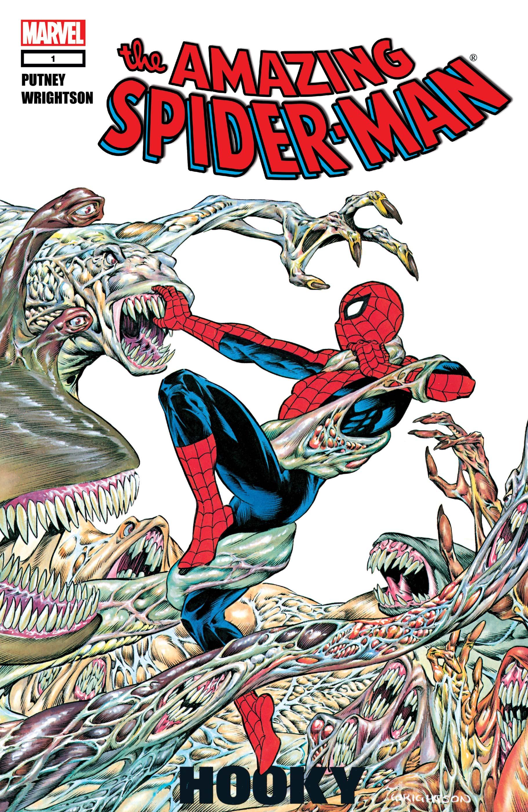 Amazing Spider-Man: Hooky (1986)