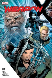 Weapon X (2017) #1