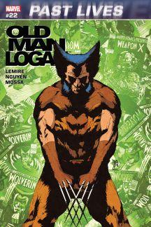 Old Man Logan #22