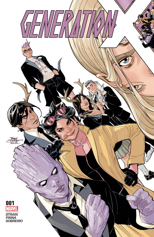 Generation X (2017) #1