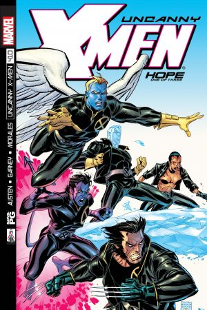 Uncanny X-Men #410