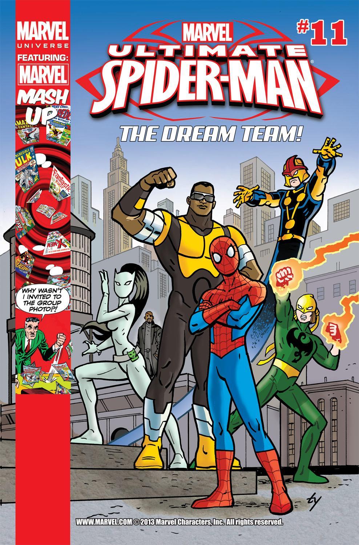 Marvel Universe Ultimate Spider-Man (2012) #11