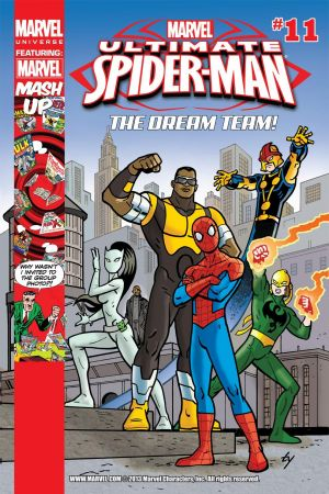 Marvel Universe Ultimate Spider-Man #11