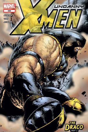 Uncanny X-Men (1963) #430