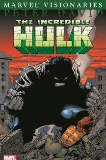 Hulk Visionaries: Peter David Vol. 1 (Trade Paperback)