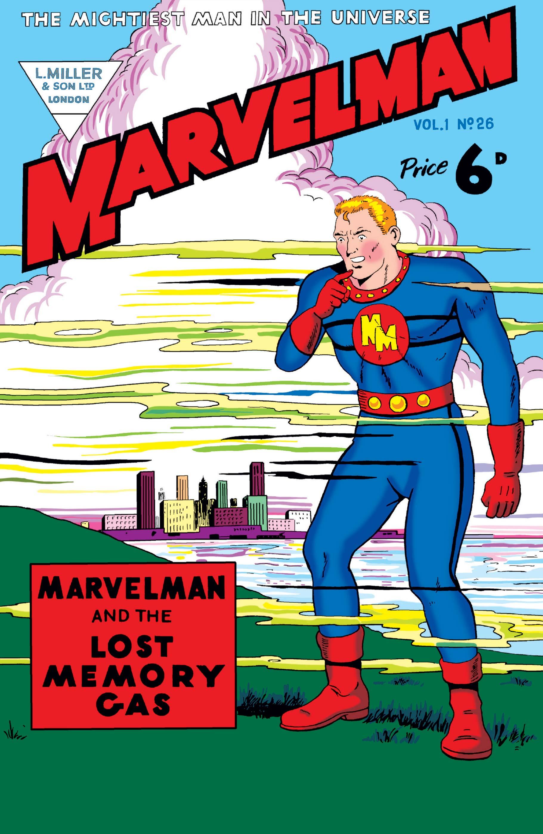 Marvelman (1954) #26