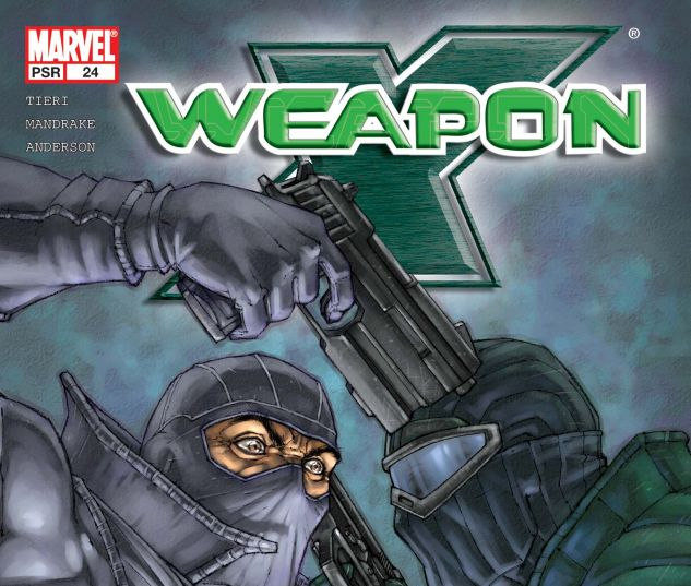 WEAPON X (2002) #24