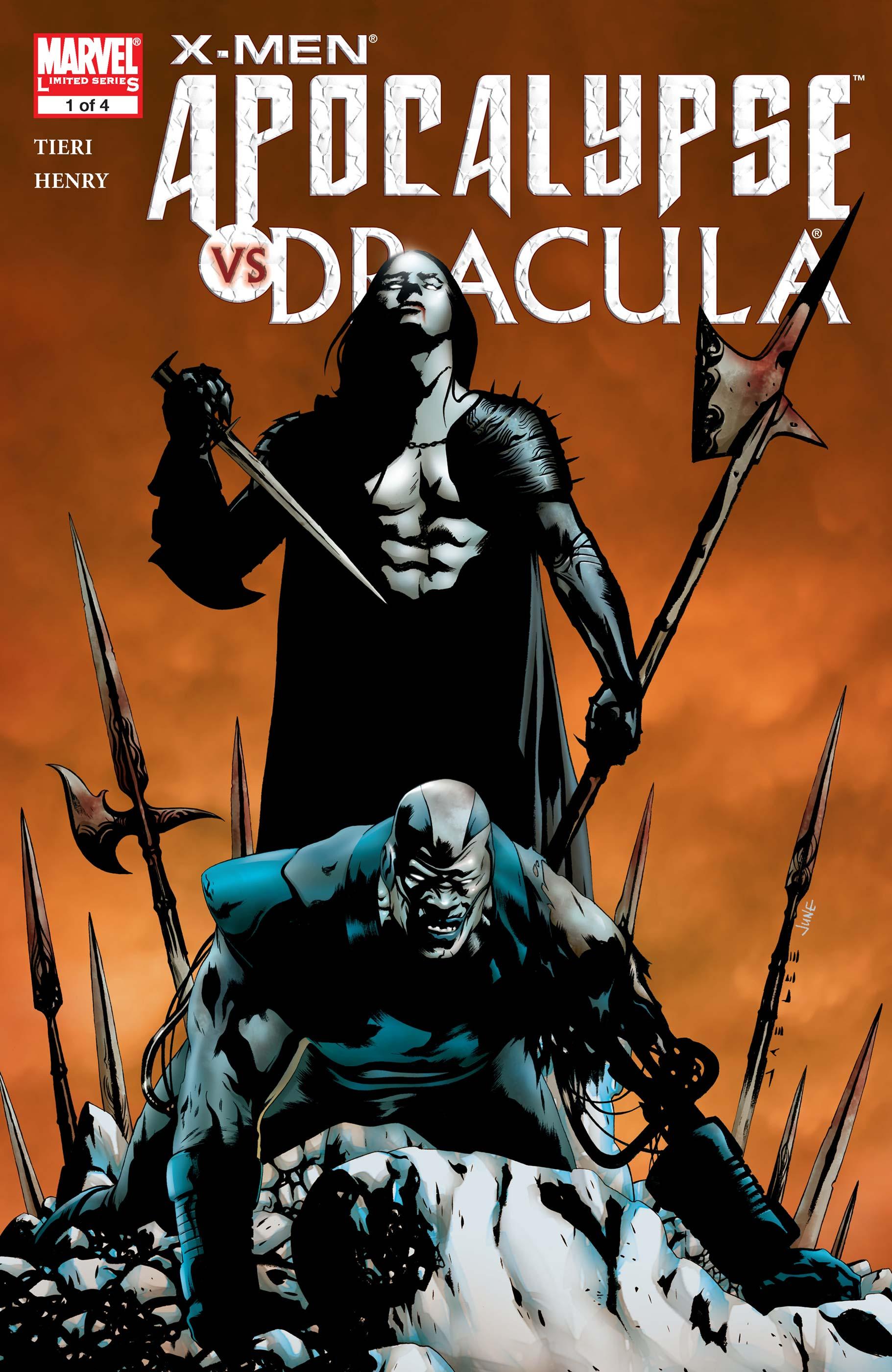 X-MEN: APOCALYPSE/DRACULA TPB (Trade Paperback)