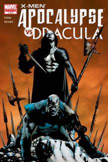 X-Men: Apocalypse/Dracula (Trade Paperback)