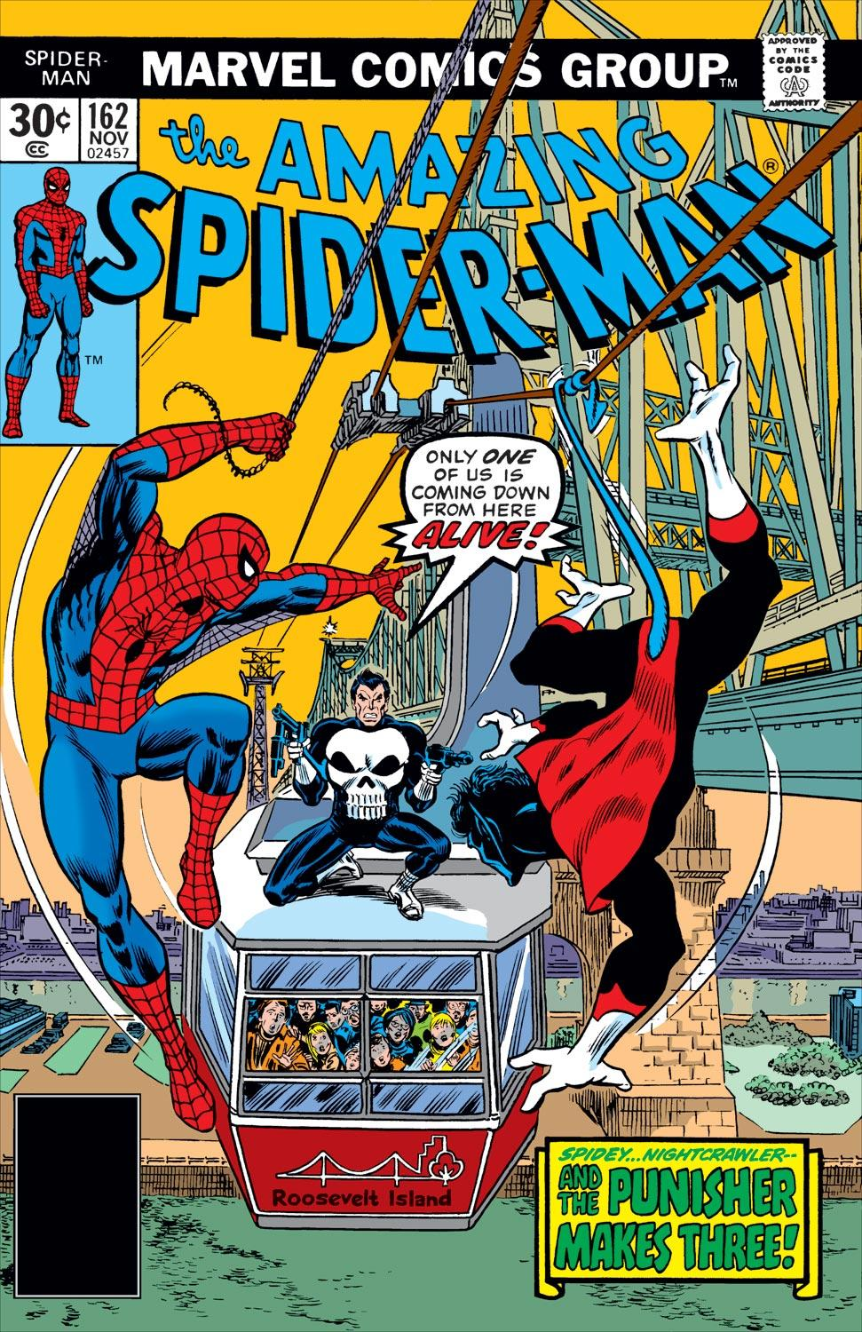 The Amazing Spider-Man (1963) #162