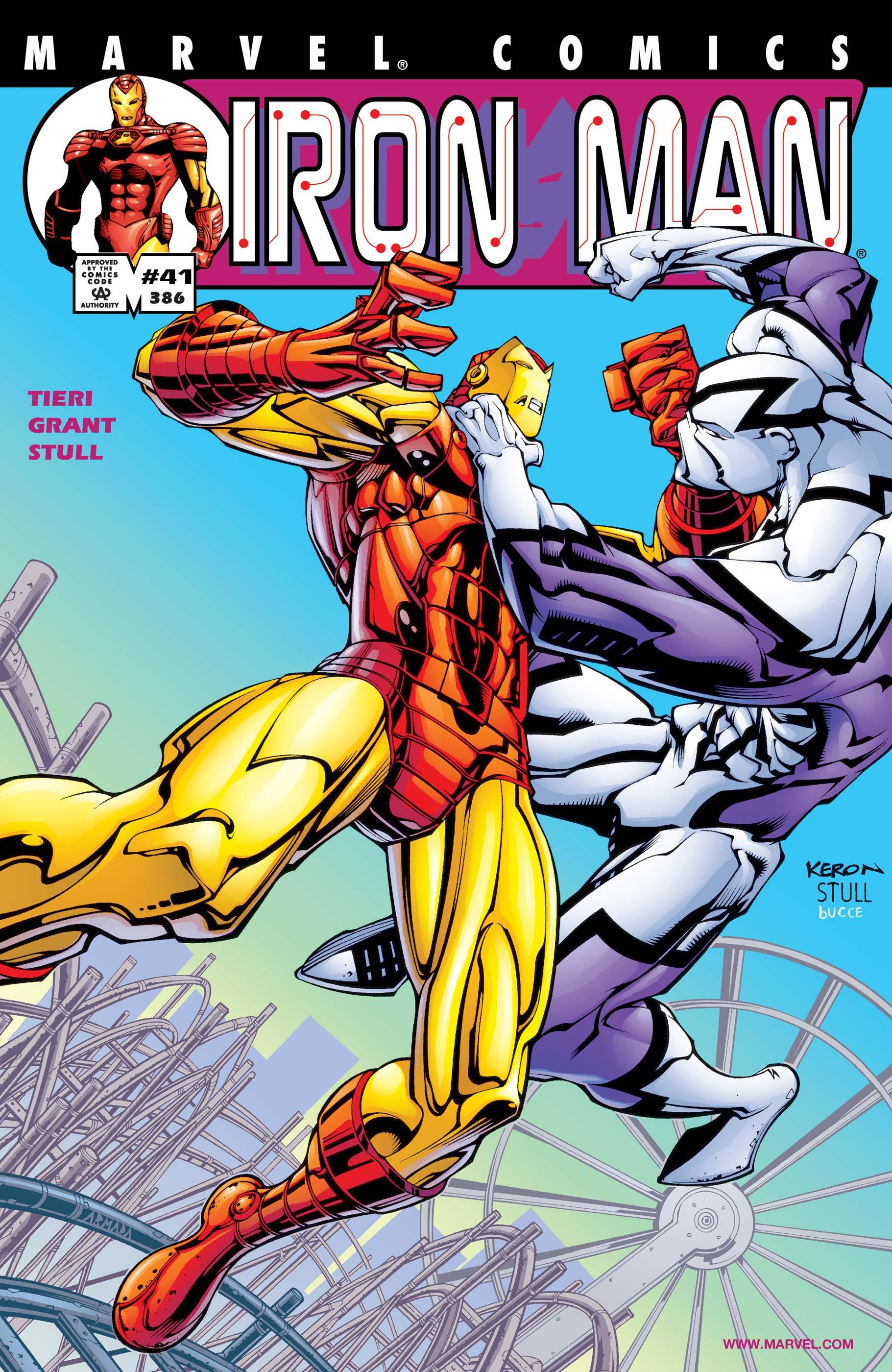 Iron Man (1998) #41