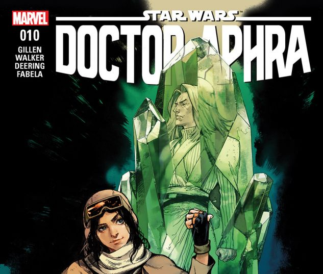 cover from Star Wars: Aphra (2016) #10
