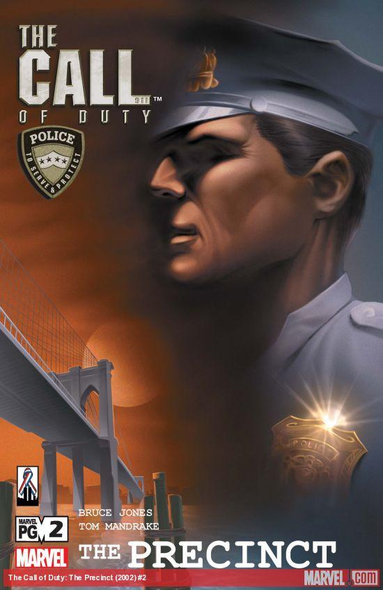 The Call of Duty: The Precinct (2002) #2