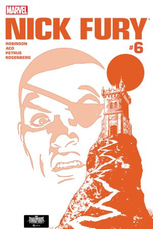 Nick Fury #6
