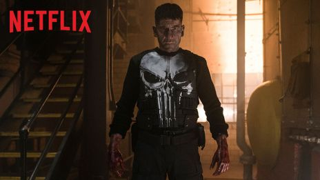 Marvel's The Punisher Release