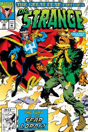 Doctor Strange, Sorcerer Supreme #38
