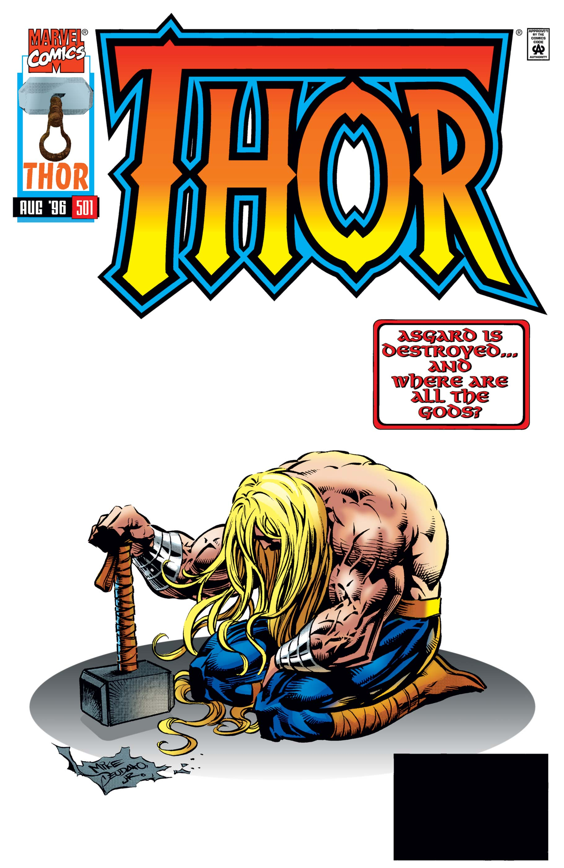 Thor (1966) #501