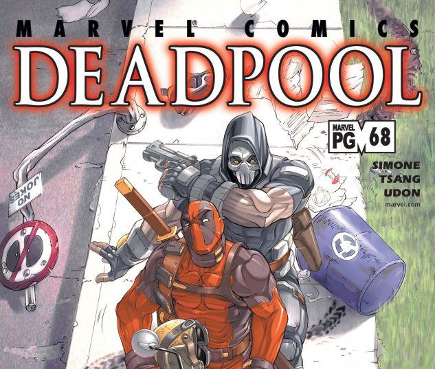 DEADPOOL (1997) #68