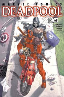 Deadpool #68