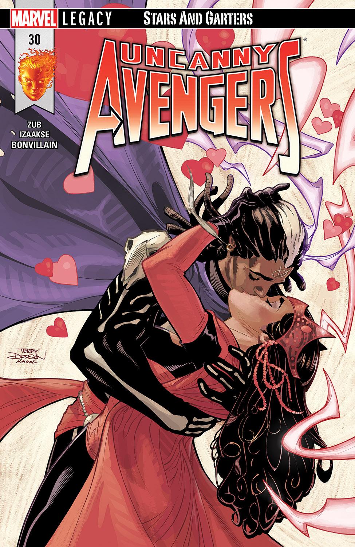 Uncanny Avengers (2015) #30