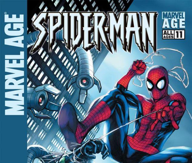 Marvel Age Spider-Man #11