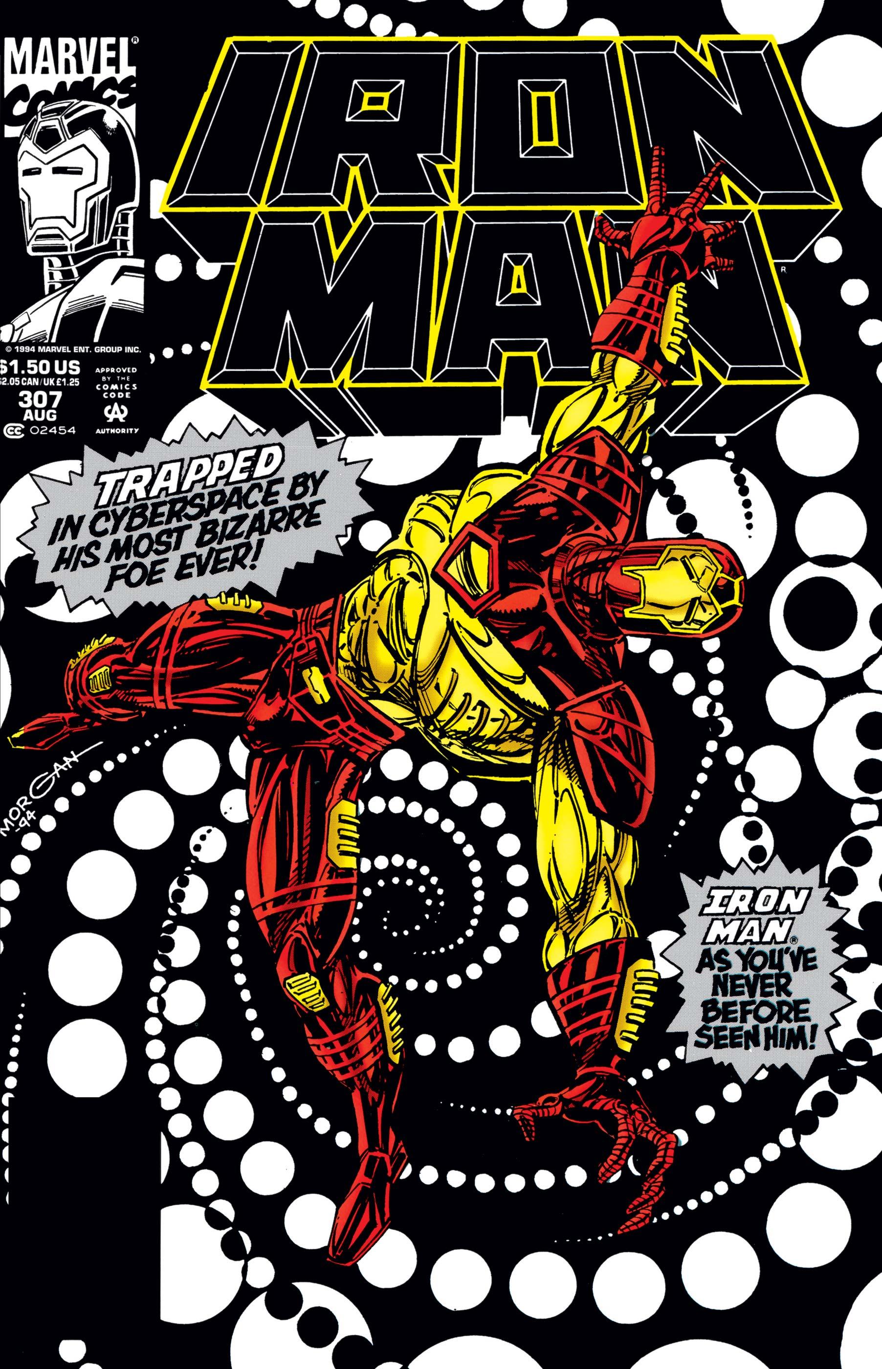 Iron Man (1968) #307