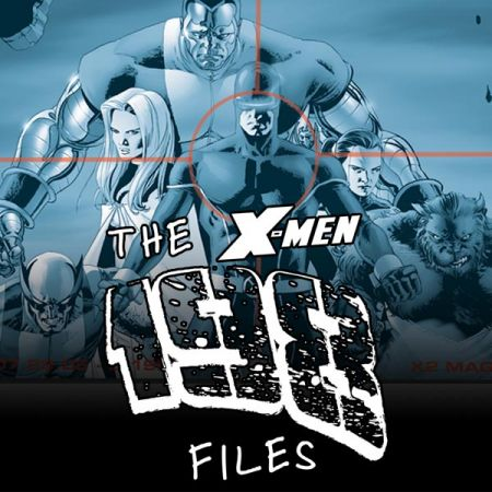 X-MEN: THE 198 FILES (2006)