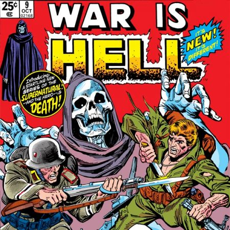 War Is Hell (1973 - 1975)