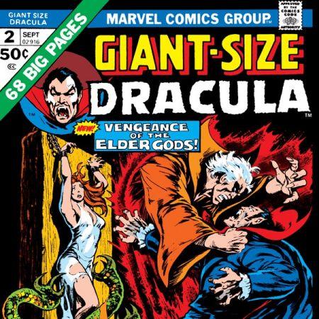 Giant-Size Dracula (1974 - 1975)