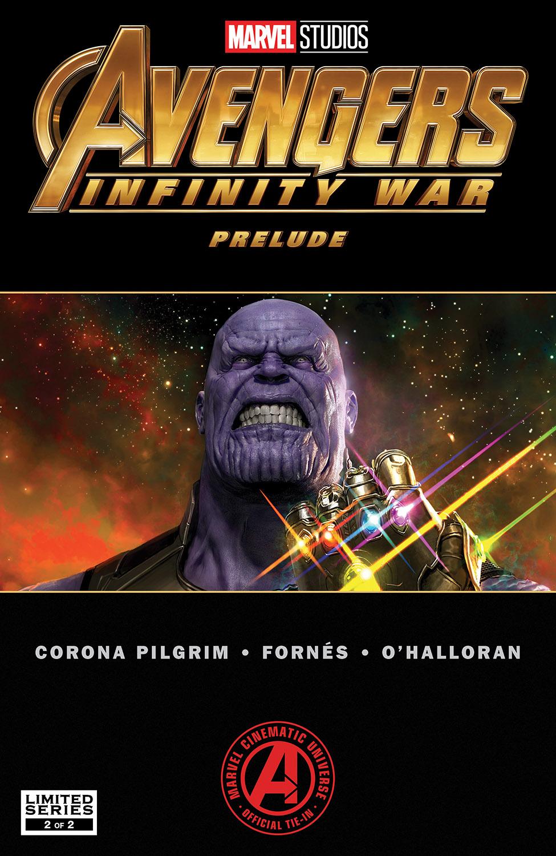 Marvel's Avengers: Infinity War Prelude (2018) #2