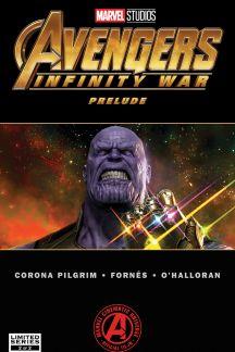 Marvel's Avengers: Infinity War Prelude #2