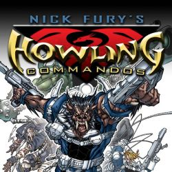 Nick Fury's Howling Commandos