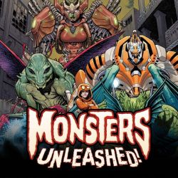 Monsters Unleashed (2017 - Present)