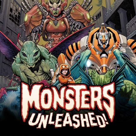 Monsters Unleashed (2017B)