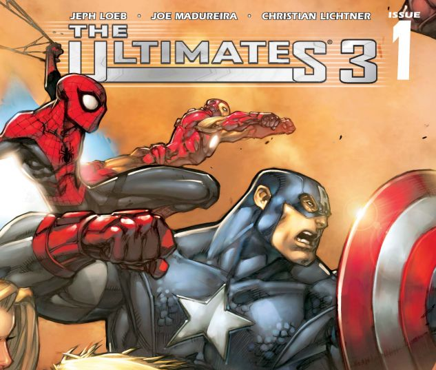 Ultimates 3 (2007) #1