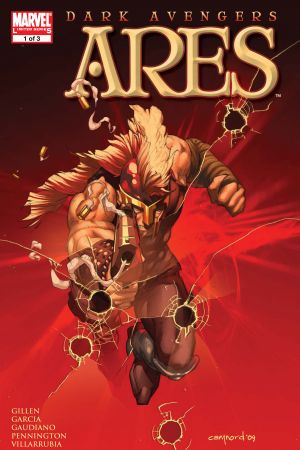 Dark Avengers: Ares #1